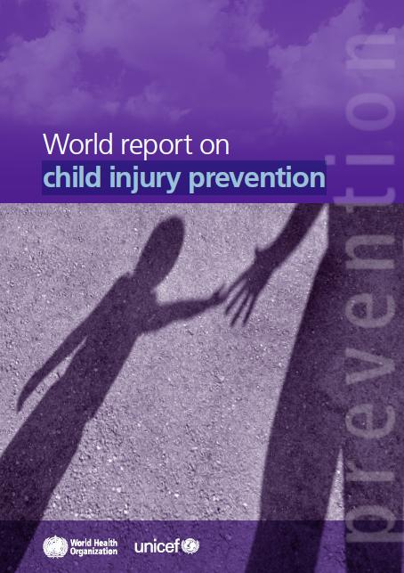 World_report_child injury prevention cover